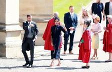 El príncep Enric i Meghan Markle es donen el