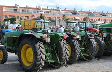 Cau la venda de tractors a Lleida