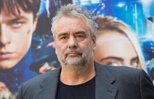 Una actriu denuncia haver estat violada pel cineasta Luc Besson