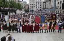 Lleida torna a ser cristiana