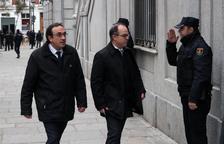 Turull, Rull i Sànchez demanen la seua llibertat després de la retirada de les euroordres