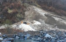 Aran obre les pistes de l'Artiga de Lin i Varradòs