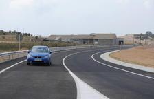 Abre al tráfico la nueva variante de Balaguer que sacará del centro 3.000 vehículos diarios