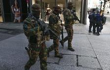 Un home mata tres persones en un tiroteig a Lieja