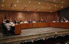 Las cuentas de Balaguer, en el aire por el veto del PSC