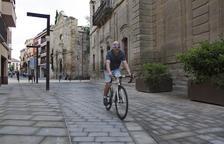 Cervera estudia habilitar un carril bici en toda la ciudad