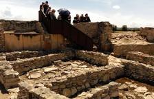 Festa i portes obertes al jaciment ibèric dels Vilars