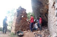 Iniciativa per frenar la degradació de les cabanes de volta