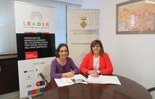 Más de 600.000 euros para 24 pequeñas firmas de la Noguera