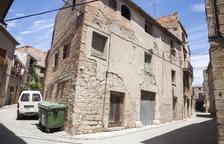 Sant Martí de Maldà demolirà una casa i hi habilitarà una plaça