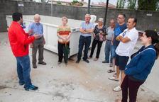 La Fuliola obre la minideixalleria després de dos anys de tràmits burocràtics