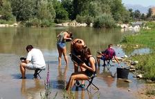 Más talleres para buscar oro en el río Segre en la capital