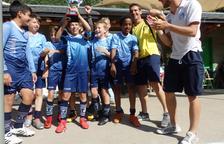 FiF Lleida, Espanyol i EF Tremp, campions a Rialp