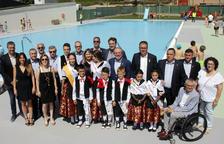 Alpicat obre la temporada a les noves piscines
