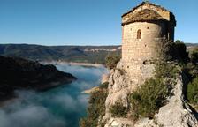 Comienza la restauración de la ermita de la Pertusa de Àger