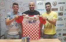 El Balaguer renueva al pichichi Adrià y ficha a Aceituno y Rubén Egea