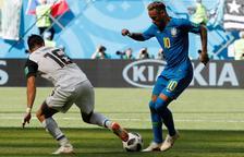 Coutinho rescata Brasil