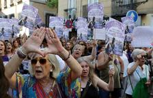 Els cinc integrants de La Manada, en llibertat després de pagar els 6.000 euros de fiança