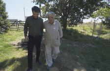 Ricard Ustrell visita a José Mujica en 'Quatre gats'
