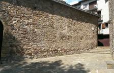 El Pont de Suert dedica una plaça a mossèn Joan Mora