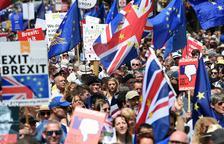 Clam per votar sobre el Brexit