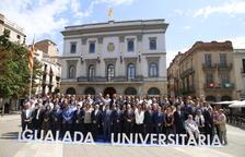La UdL licitará tras el verano una residencia en el campus de Igualada