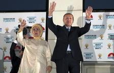 Erdogan es consolida a Turquia amb poders ampliats per la victòria
