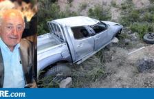 Muere en accidente en La Granadella el primer presidente electo de la DO Garrigues