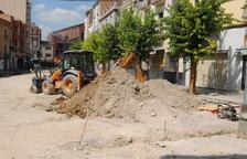 Mollerussa Comercial reconoce que las obras del centro perjudican a negocios