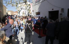 El cine de Penelles llega a los 150 socios al mes de reabrir