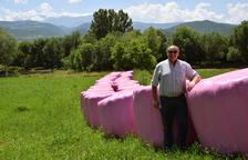 El camp es tenyeix de rosa contra el càncer