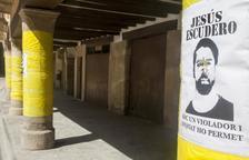 Un municipio leridano se suma a la campaña reivindicativa contra La Manada