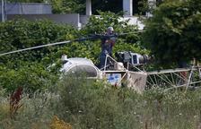S'escapa amb helicòpter un dels presos més famosos de França
