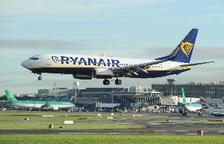 Els empleats de Ryanair faran vaga al juliol