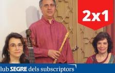 'La flauta virtuosa' - Juliol de música i poesia 2018