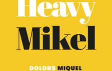 El poemari 'heavy' de Dolors Miquel