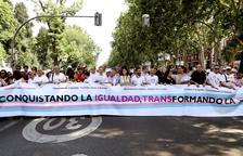 Dos ministros y veto al PP en el Orgullo Gay