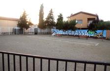 Vilagrassa también dedica una plaza pública y un pasaje al 1 de octubre