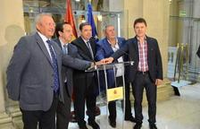 Frente común del sector agrario contra recortes en la nueva PAC