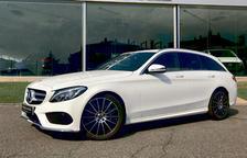 Mercedes C Estate 220d