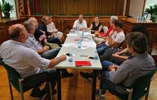 Vielha fa la primera reunió del Consell de la Vila