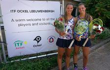 Primer títol en el Circuit ITF per a Ares i Aran Teixidó