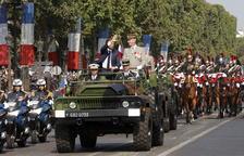 França celebra el 14-J amb un record a la massacre de Niça