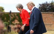 """Trump considera que la Unión Europea es un """"enemigo"""""""