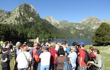 El Pirineu penja el cartell de complet