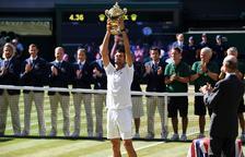 Djokovic, retorn amb títol