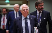 Borrell, preocupat per la