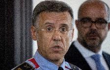 El jefe de los Mossos ofrece lealtad institucional para recuperar la confianza en el Cuerpo