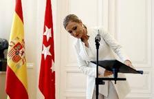 Cifuentes espera que Casado sea elegido presidente del PP