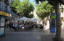 Les obres de la plaça Major de Mollerussa comencen dilluns